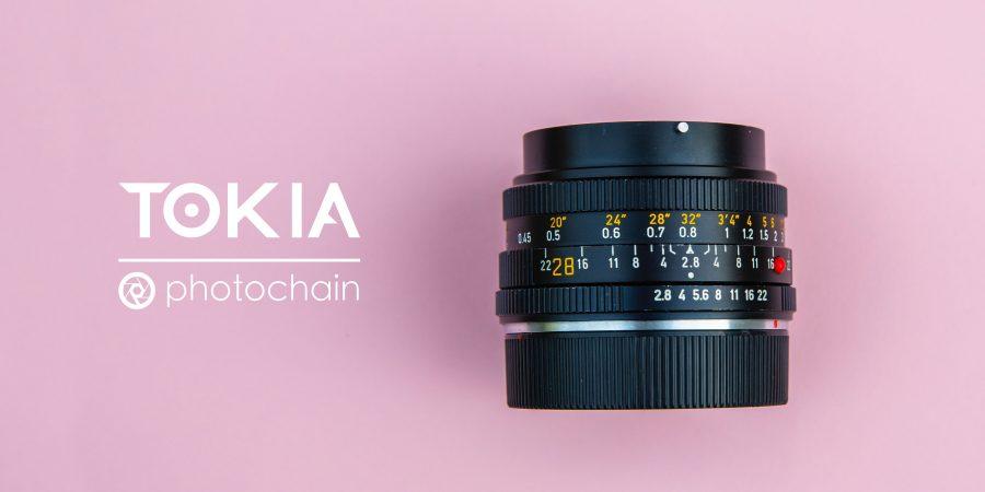 Photochain & Tokia partnership